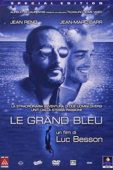 Poster Le Grand Bleu