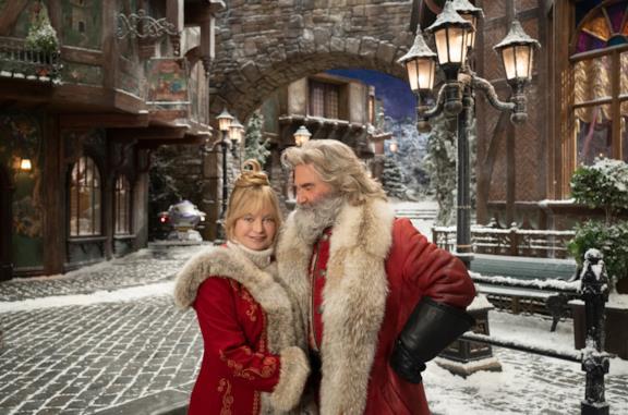 I migliori film da vedere quest'anno su Netflix a Natale