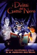 Poster I delitti del gatto nero