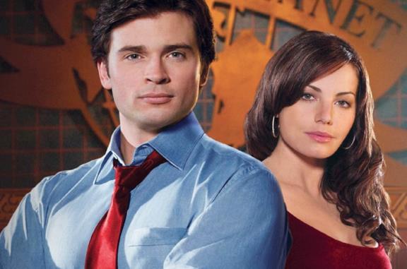 Il cast della nona stagione di Smallville