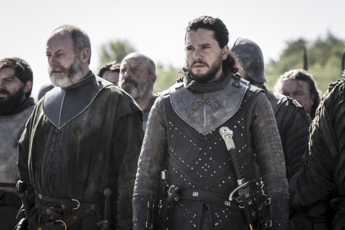 Game of Thrones 8x05: Ser Davos e Jon Snow ad Approdo del Re