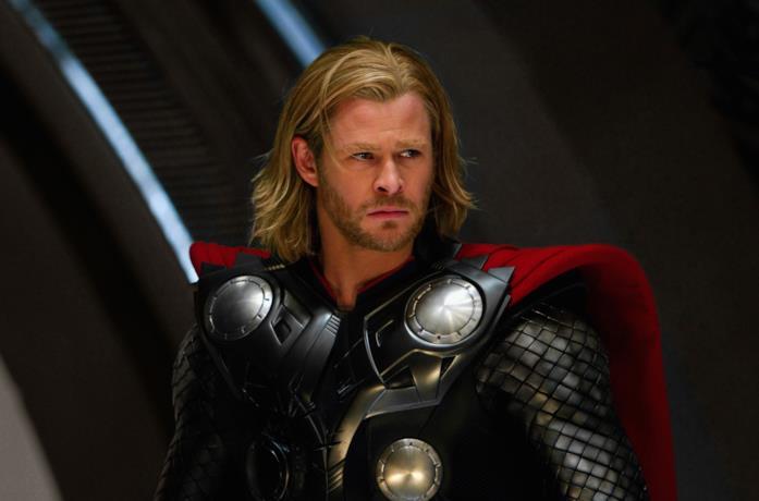 Thor nella pellicola stand-alone a lui dedicata