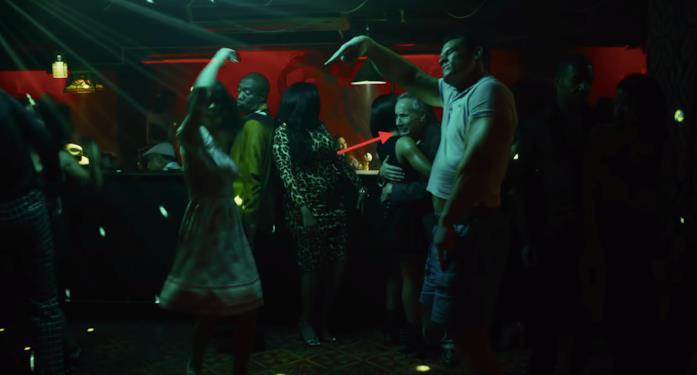 Una scena di ballo in The Suicide Squad