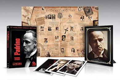 Il Padrino - Corleone Legacy Lim.Edit.(Box 4 Br)