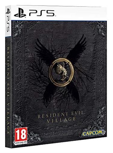 Resident Evil Village - Edizione Steelbook [Esclusiva Amazon.it] - PS5