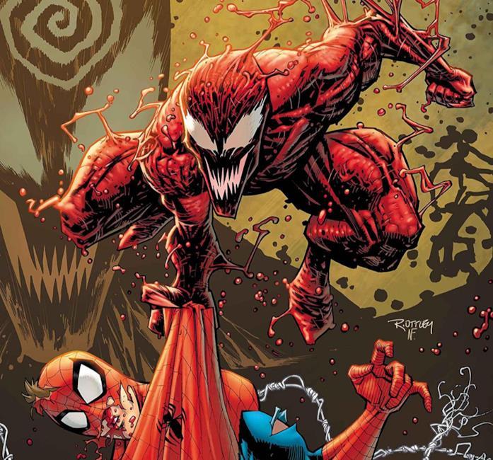 Cover di Amazing Spider-Man #30