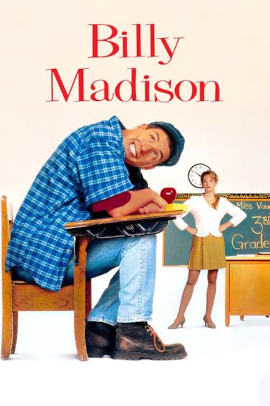 Poster Billy Madison