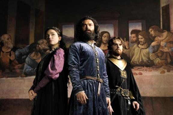 I protagonisti di Leonardo