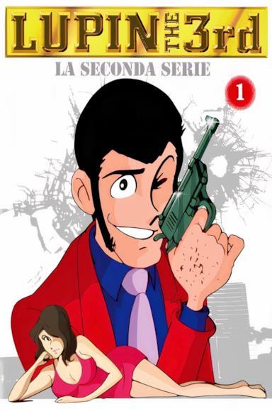 Poster Le avventure di Lupin III