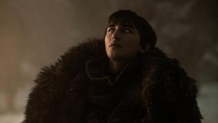 Bran gira gli occhi