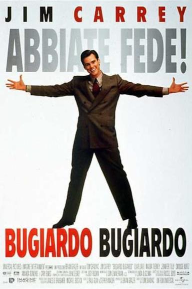 Poster Bugiardo bugiardo