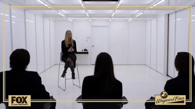 Episodio 5: il momento in cui Mrs. Fisher racconta, terrorizzando gli studenti, la storia di Chris.