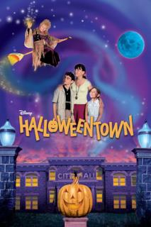 Poster Halloweentown - Streghe si nasce