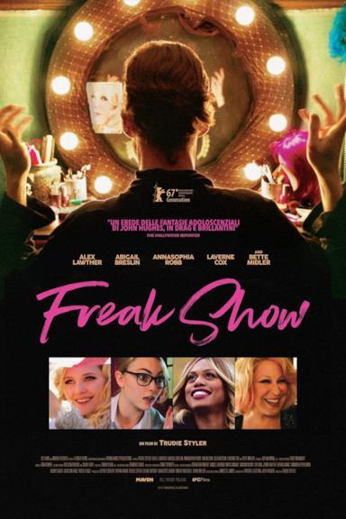 Poster Freak Show