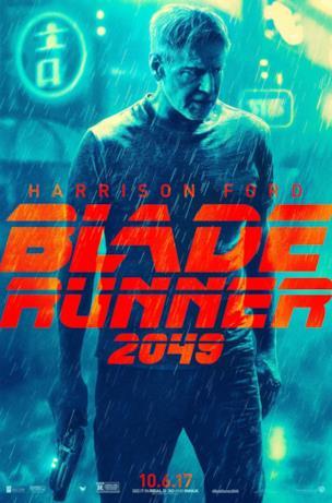 Blade Runner 2049, i poster ufficiali