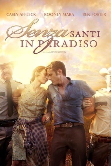 Poster Senza santi in paradiso
