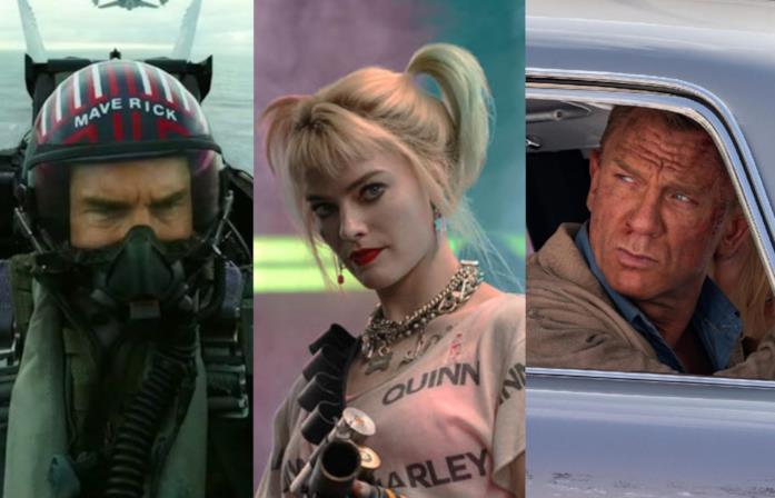 Tom Cruise, Margot Robbie e Daniel Craig nella cover