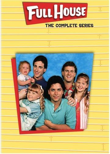 Cofanetto DVD di Full House - Seasons 1-8