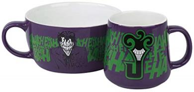Set 2 tazze The Joker - Merchandising Ufficiale