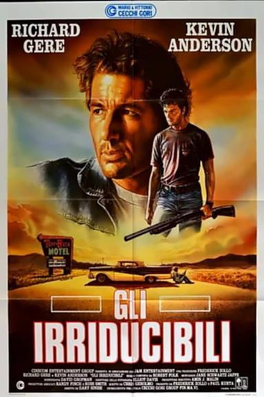 Poster Gli irriducibili