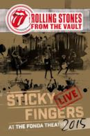Poster The Rolling Stones: From The Vault - Sticky Fingers Live at the Fonda Theatre 2015