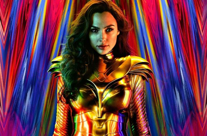 Un'immagine di Wonder Woman interpretata da Gal Gadot