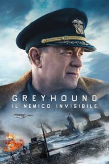 Poster Greyhound: il nemico invisibile