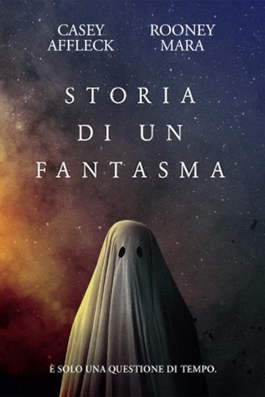 Poster Storia di un fantasma
