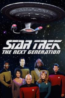 Poster Star Trek: The Next Generation