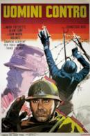 Poster Uomini contro