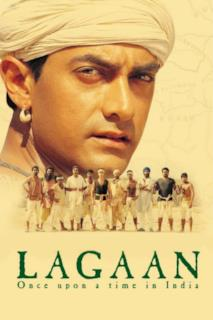 Poster Lagaan: C'era una volta in India