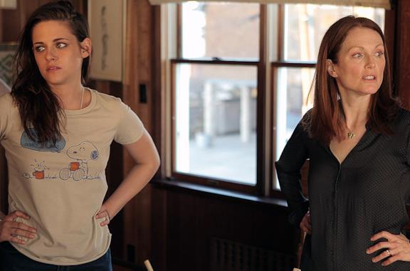 Julianne Moore nel film Stil Alice
