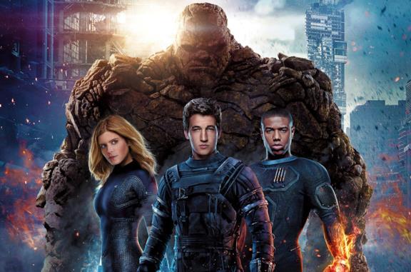 I protagonisti di Fantastic 4 - I fantastici 4