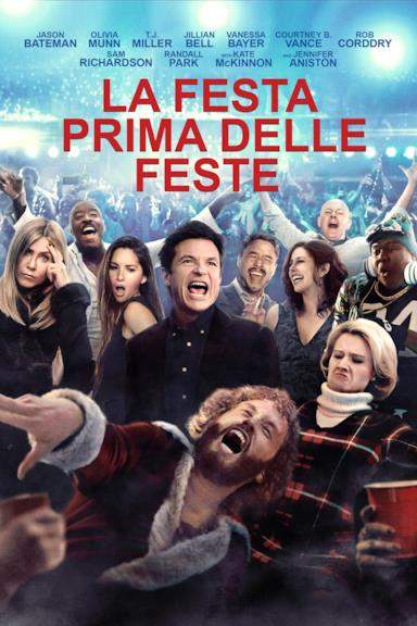 Poster La festa prima delle feste