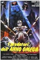 Poster I predatori dell'anno omega