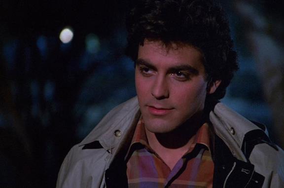 George Clooney in un episodio della serie La signora in giallo