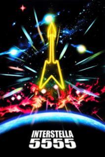 Poster Interstella 5555