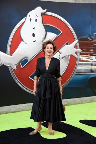 Annie Potts premiere Ghostbusters, Los Angeles