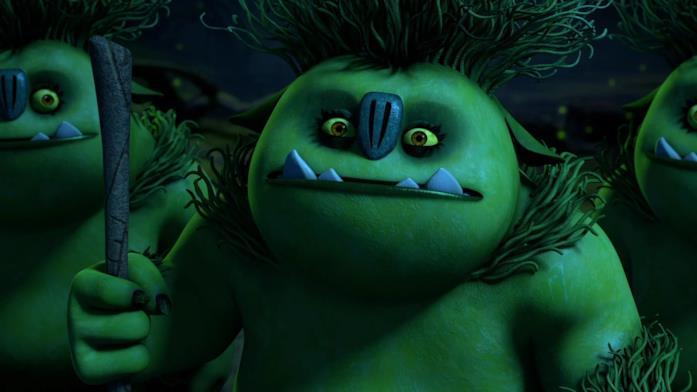 La palude dei troll di Trollhunters