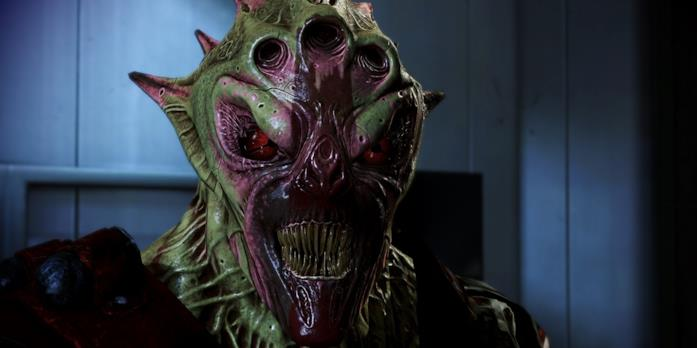 I vorcha di Mass Effect