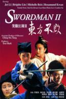 Poster The Legend of the Swordsman