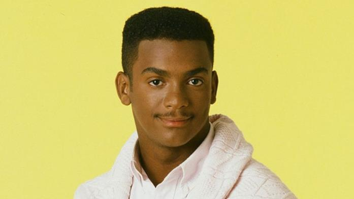 Carlton Banks, interpretato da Alfonso Ribeiro