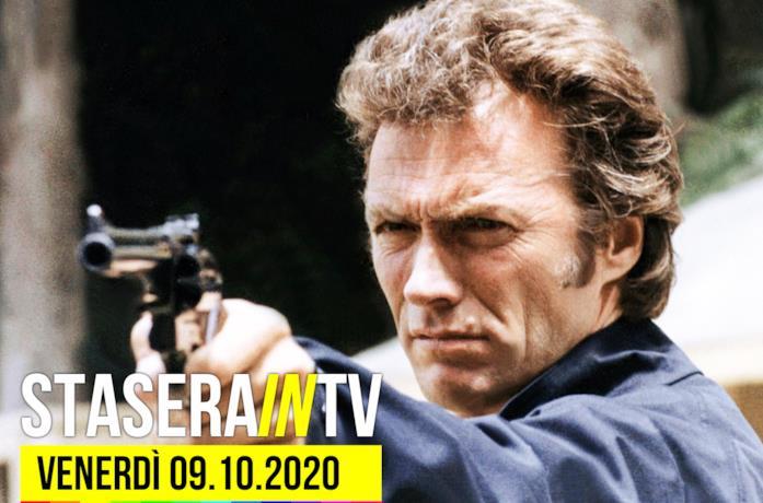 Film e programmi in TV - venerdì 09 ottobre 2020