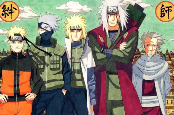 Naruto: i fan vorrebbero una serie animata dedicata al Quarto Hokage