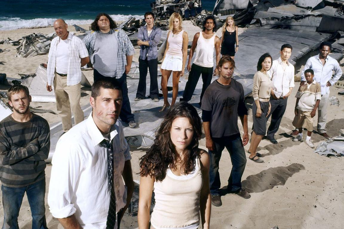 Il cast di Lost