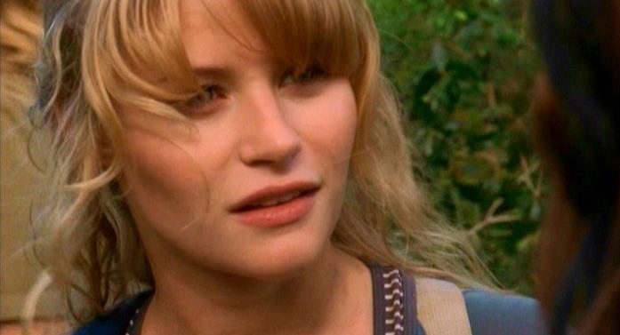Claire Littleton in una scena di Lost