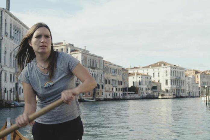 Un'immagine tratta dal film documentario Molecole