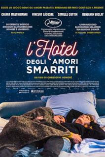 Poster L'hotel degli amori smarriti
