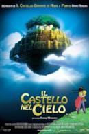 Poster Il castello nel cielo