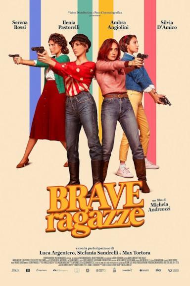 Poster Brave ragazze